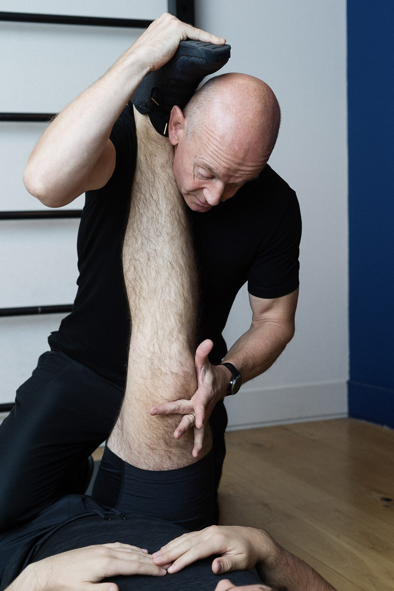 Physiotherapy in our studio